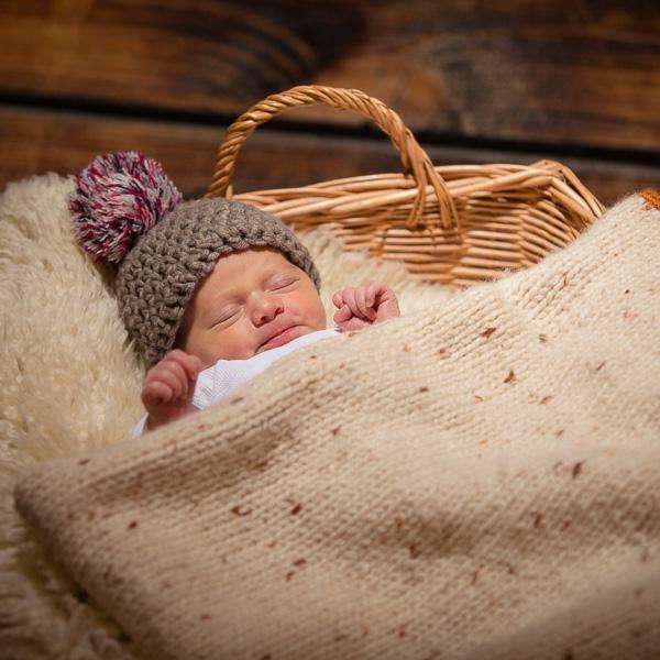 Newbornfoto Milla