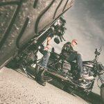 Harley Davidson Fotoshooting